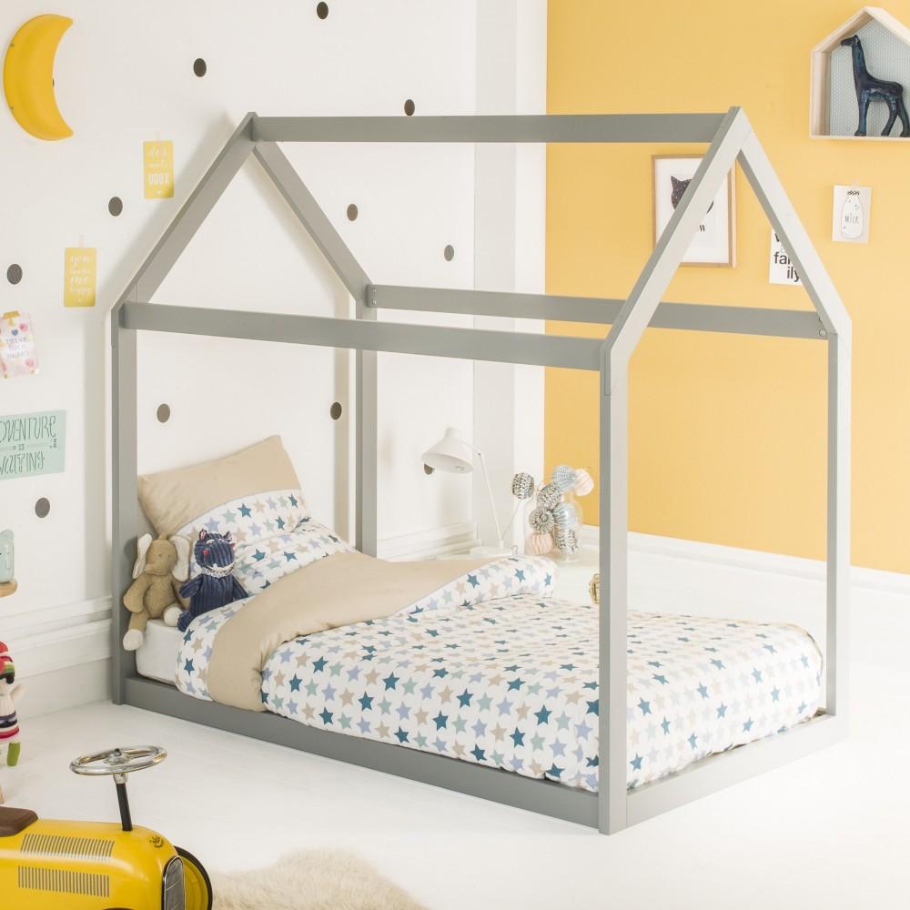 Chambre Lit Cabane Fille lit cabane : comment décorer une chambre d'enfant ?